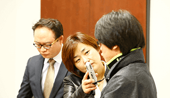 Jae Lee Law - Press Conference with KBN
