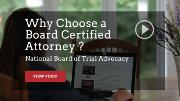 Jae Lee Law - Why Board Certified attorney