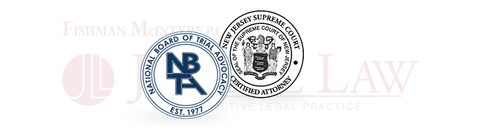 National Board of Trial Advocacy | New Jersey Supreme Court Certified Attorney