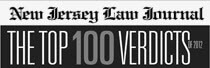 New Jersey Law Journal - The Top 100 Verdicts